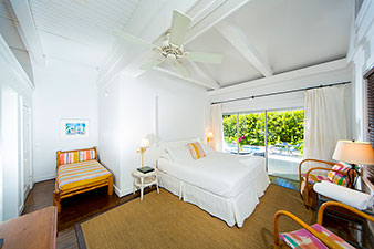 Royal Poinciana Room at Simonton Court Key West Florida